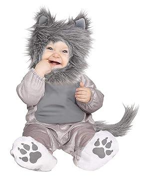 Horror-Shop Traje Travieso niños pequeños Lobo L: Amazon.es ...
