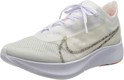 Nike Wmns Zoom Fly 3 AW, Zapatillas de Running para Mujer, White/White/Lava Glow, 40 EU: Amazon.es: Zapatos y complementos