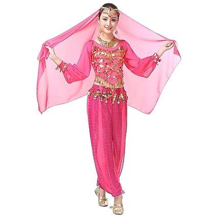 Magogo Disfraz de Danza del Vientre Fiesta de Disfraces de ...