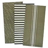 DII Cotton Organic Kitchen Dish Towels, 16 x 26
