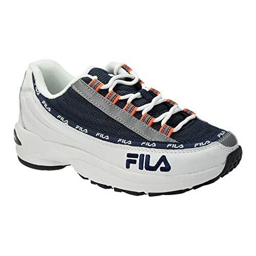 Fila DSTR97 WMN 1010597-01C 39 White/Black: Amazon.co.uk ...