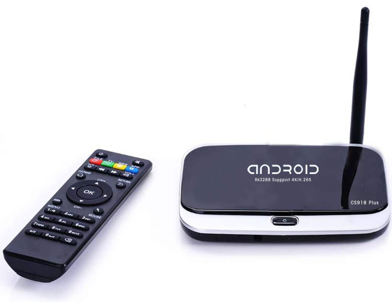 Now unveil firmware for CS918 Plus | YUNDOO TV BOX