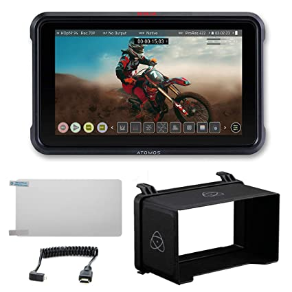 Amazon.com: Atomos Ninja V HDR Daylight Viewable Portable ...