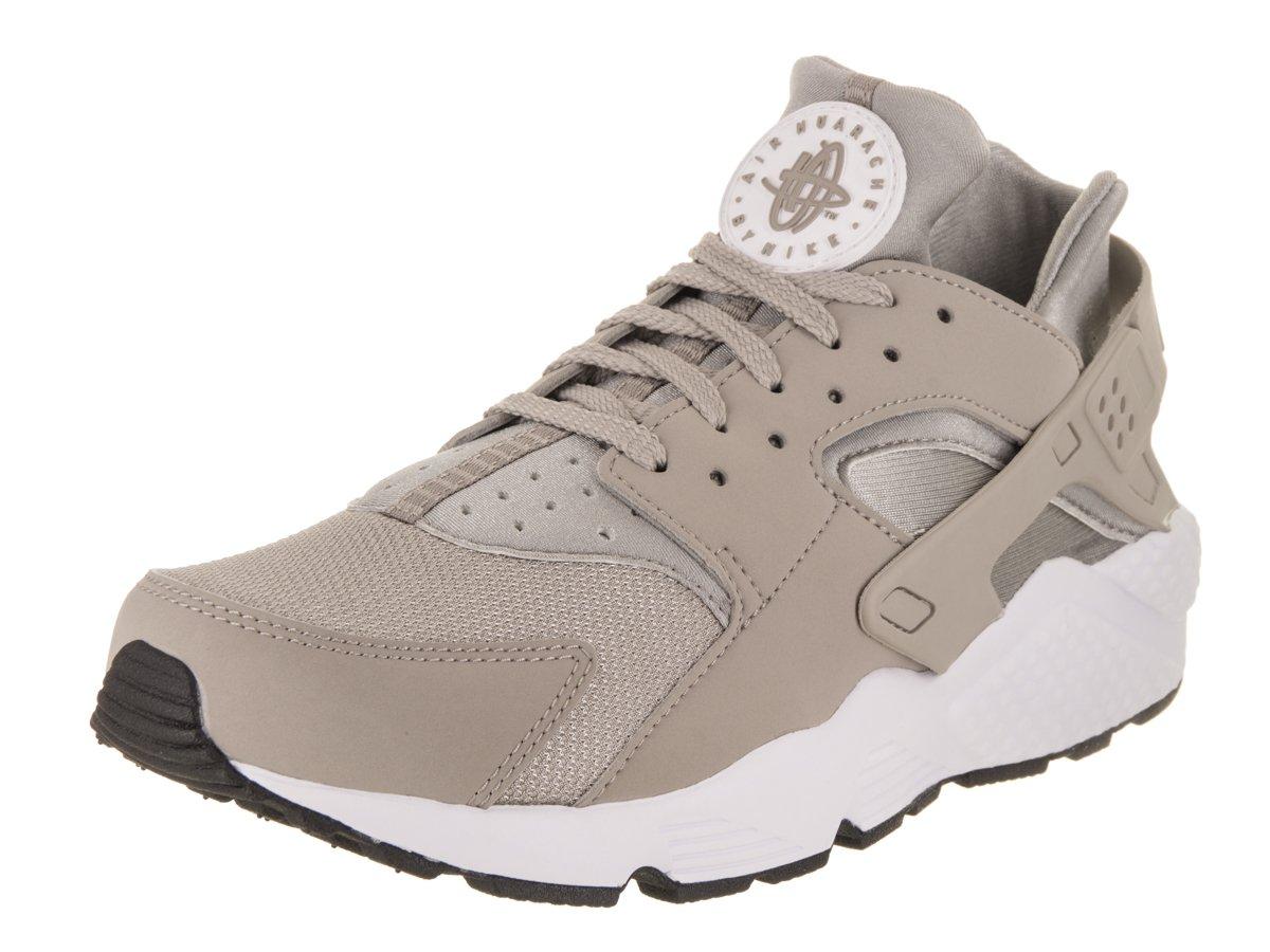 Nike Herren Air Huarache Run Prm Laufschuhe  46 EU|Cobblestone/cobblestone-white