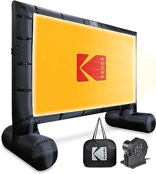 Amazon.com: KODAK - Pantalla inflable para proyector ...