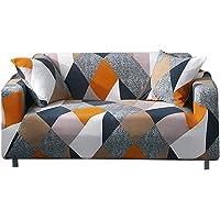 GOTOTOP Sofa Cover, Waterproof Elastic Dustproof Slipcover Sofa Cover Cushion Case(145-185cm)
