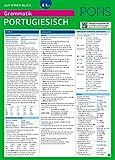 PONS Grammatik auf einen Blick Portugiesisch (PONS Auf einen Blick, Band 32)