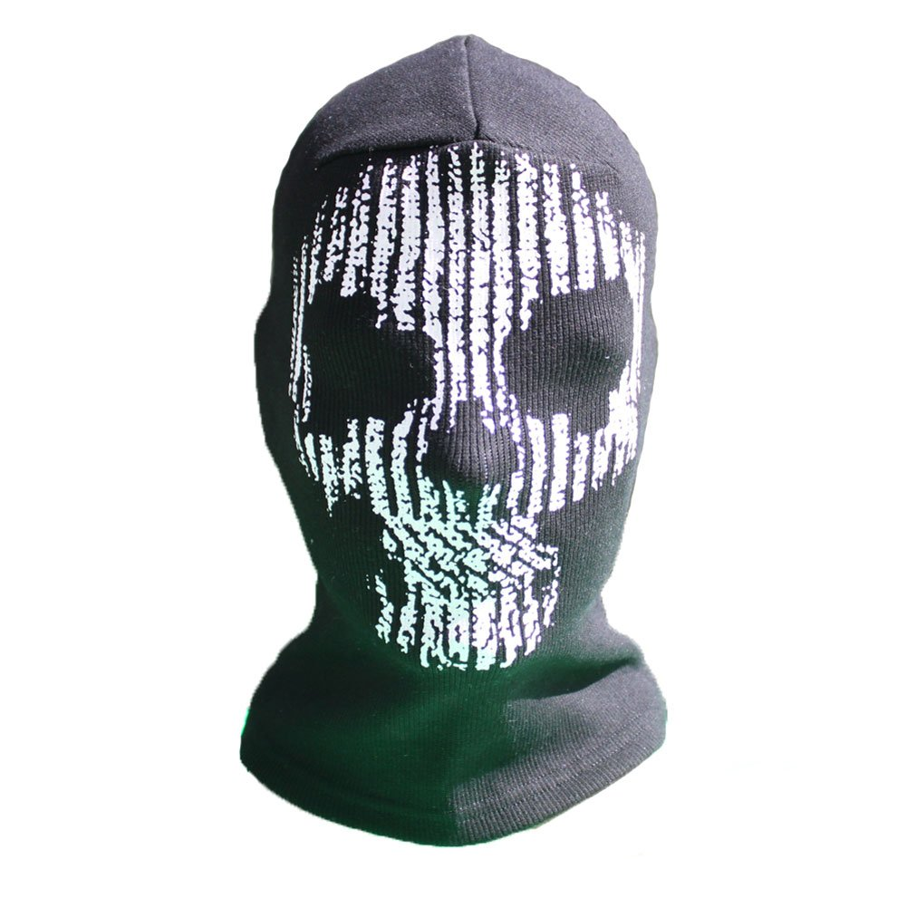 Moniku WD2 Game Aiden Pearce Face Mask Cosplay Costume