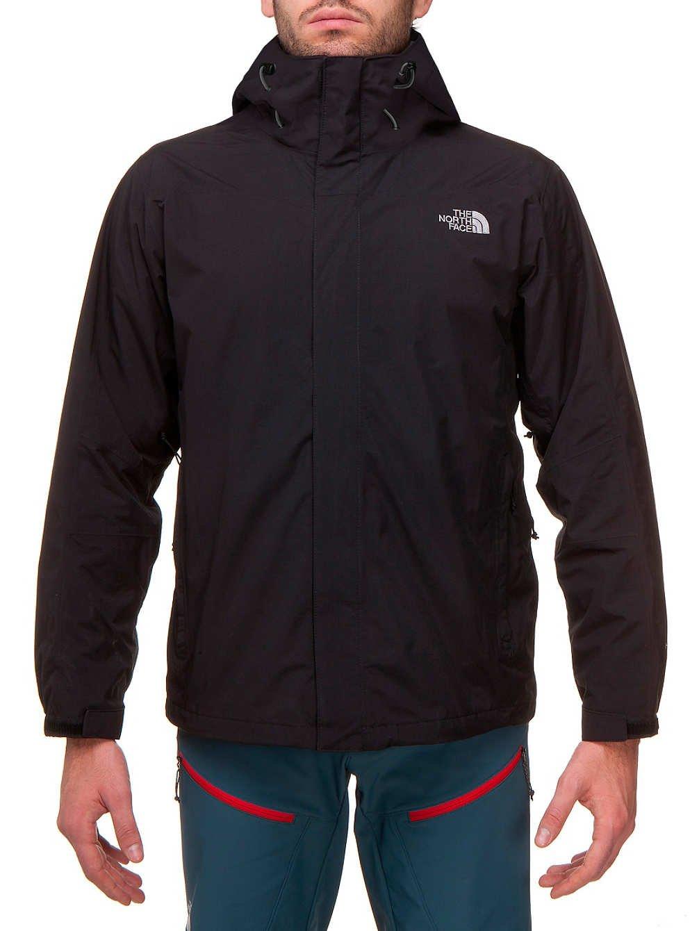 6957ee91ec The North Face Men's Evolve TriClimate Jacket (XXXL, TNF Black)