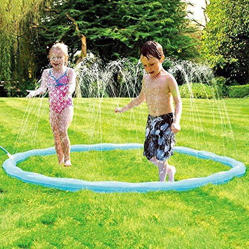 Hamkaw Draussen Wasser Sprinkler Spielzeug Für Kinder
