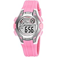 iNoDoZ Kids 50M Waterproof Watch Sport Watch, Multi-Function Led Digital Double Action Watch One Size Pink