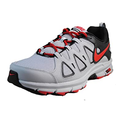 ed5b76ed1fd60 Nike Mens Air Alvord 10 Trail Running Shoe Extra Wide Grey/Red