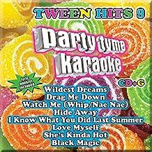 Party Tyme Karaoke - Tween Hits 9 [8+8-song CD+G]