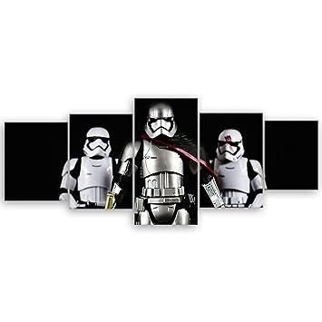 Ge Bildet Hochwertiges Leinwandbild Xxl Stormtrooper Vi 200 X