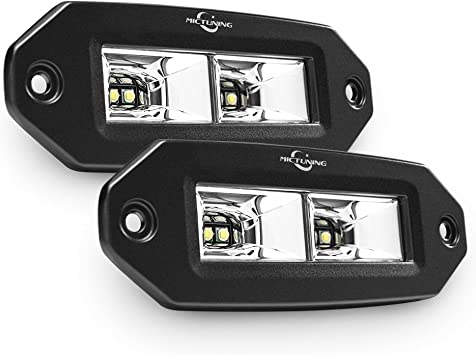 """4/"""" 18W Pods CREE LED Work Light Bar Offroad Truck For Ford F-150 F-250 22/"""" 280W"""