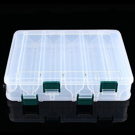 Cajas de Aparejos Caja de Señuelos de Plástico para Almacenamiento ...