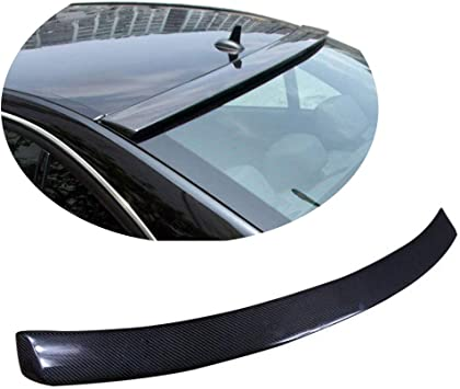 Carbon Fiber Spoiler For Mercedes W204 C180 C200 C250 C300 C350 Sedan 07-2013