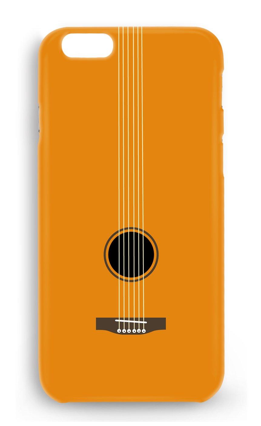 Funda Carcasa Guitarra para LG G6 plástico rígido: Amazon.es ...