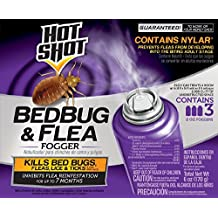 Hot Shot 95911 Bedbug and Flea Fogger.