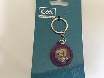 Amazon.com: Oficial GAA Irlanda County Wexford Ronda llavero ...