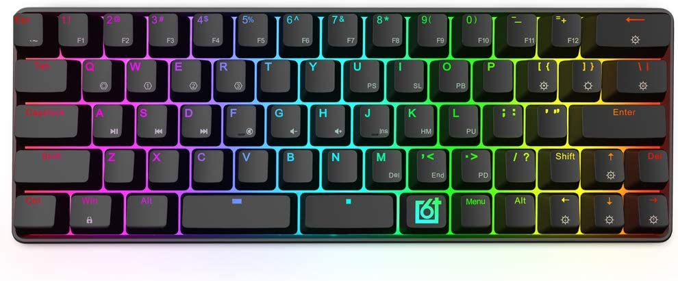 Teclado mecánico Skyloong Brown Switch