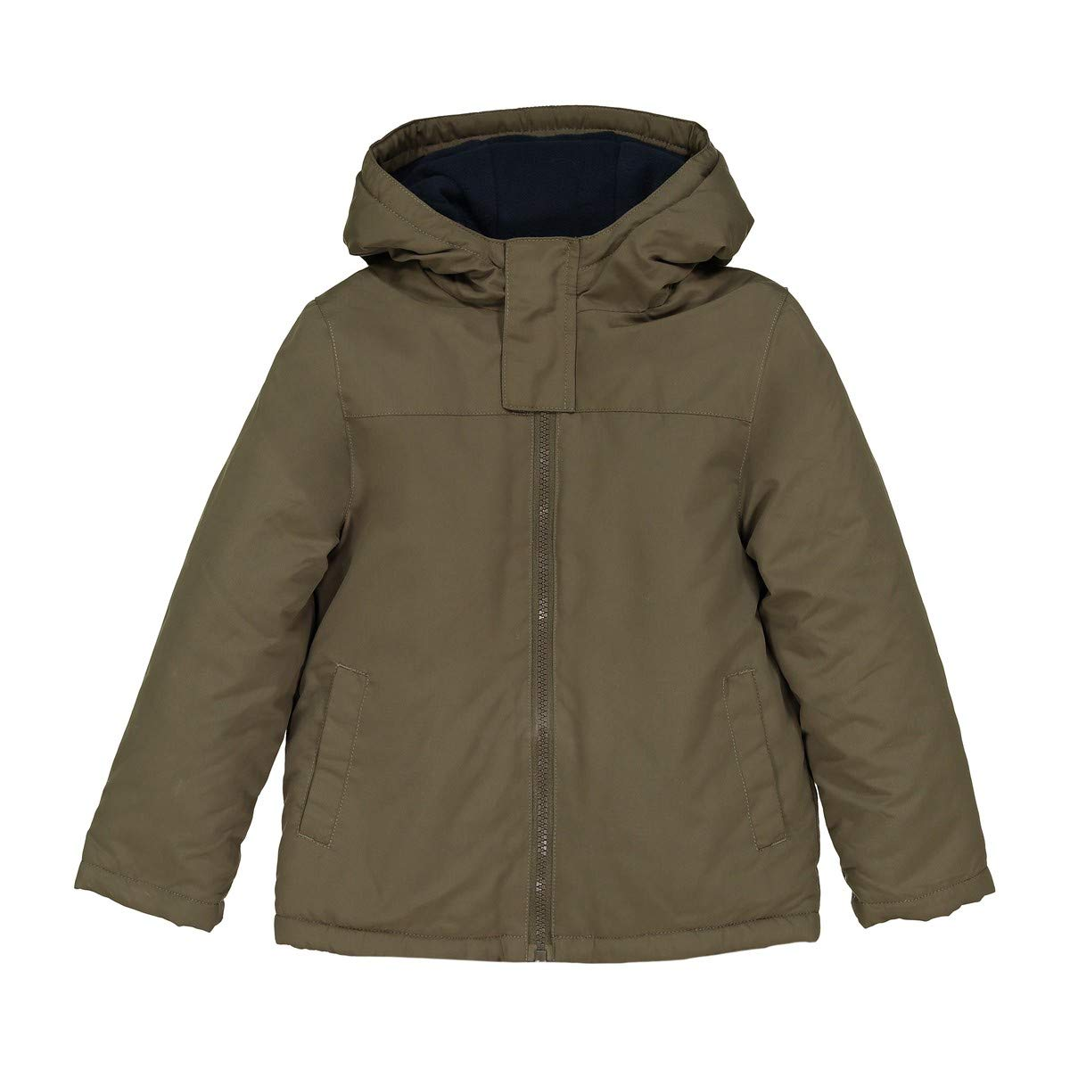 La Redoute Collections Big Boys Lightweight Hooded Parka 3-12 Years
