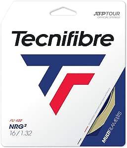 Tecnifibre NRG2 16g Tennis Strings - Natural - 40 Feet