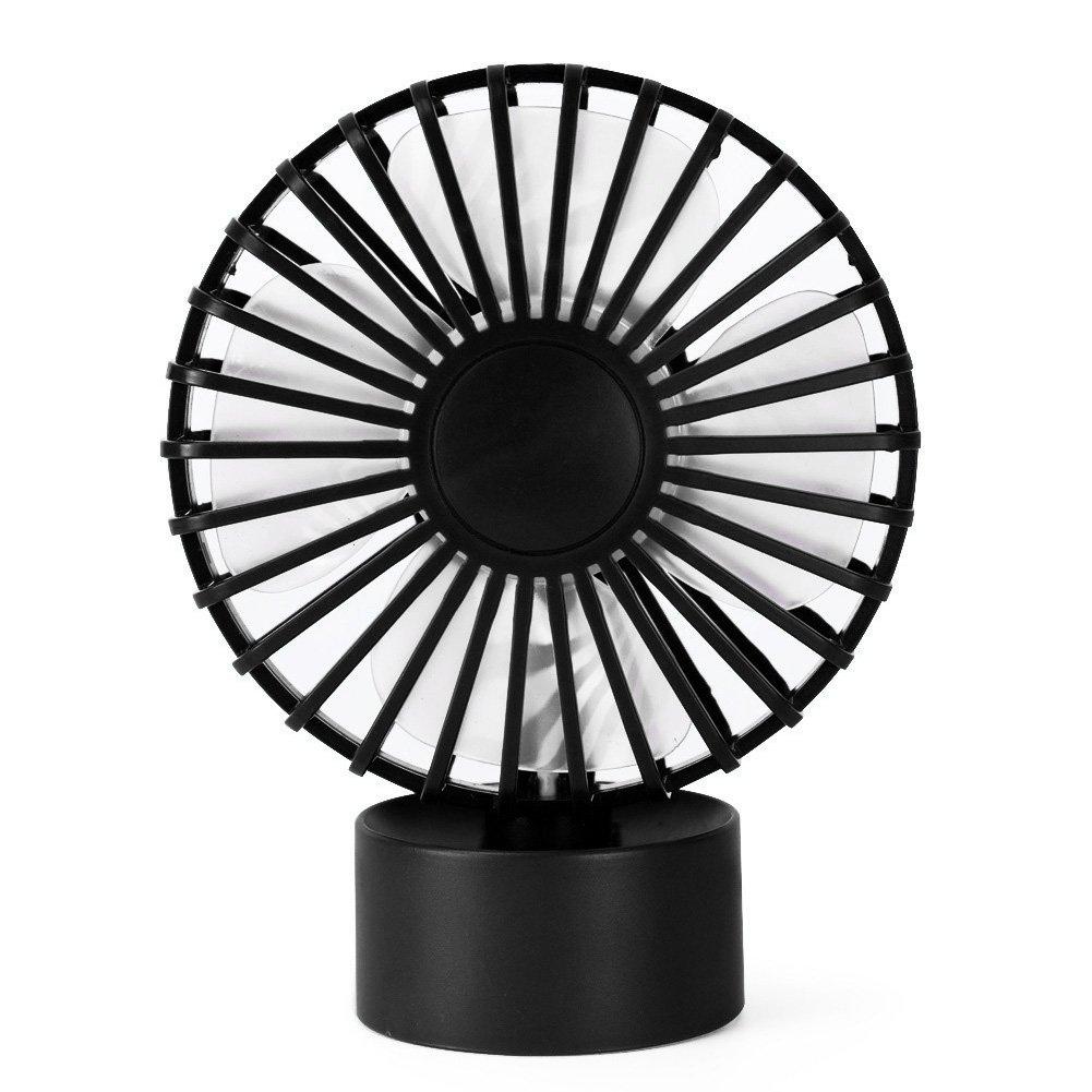 FidgetFidget USB Cooling Fan for Laptop Black