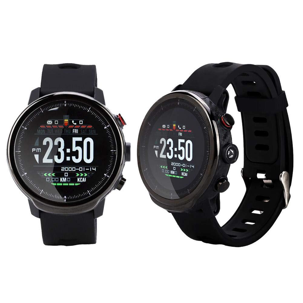 Liukouu Microwear L5 Smart Monitor Reloj 1.3 Pulgadas Monitor de ...