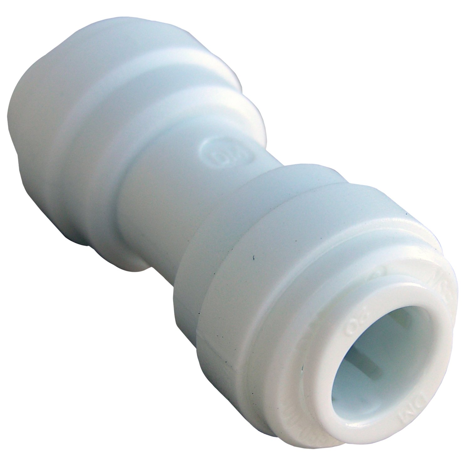 LASCO 19-6043 Tubing Coupling Push-in Fitting with 5/16 x 5/16-Inch OD, Plastic by LASCO