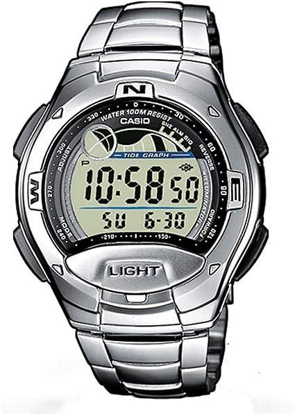 Casio Montres bracelet W 753D 1AVES: : Montres  Ka8Kc