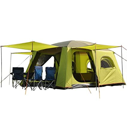 official photos 335e0 10049 Tent for outdoor sports, Two bedrooms One living room 5-8 ...