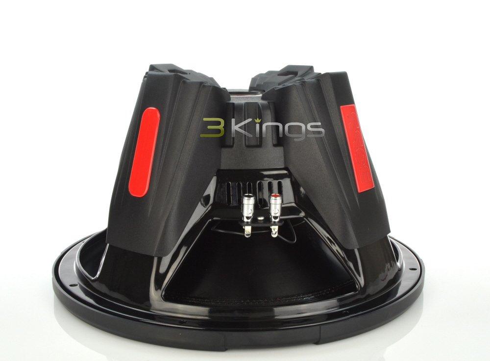 Pair BOSS Audio P156DVC 15 5000W Car Subwoofers 2 Subs