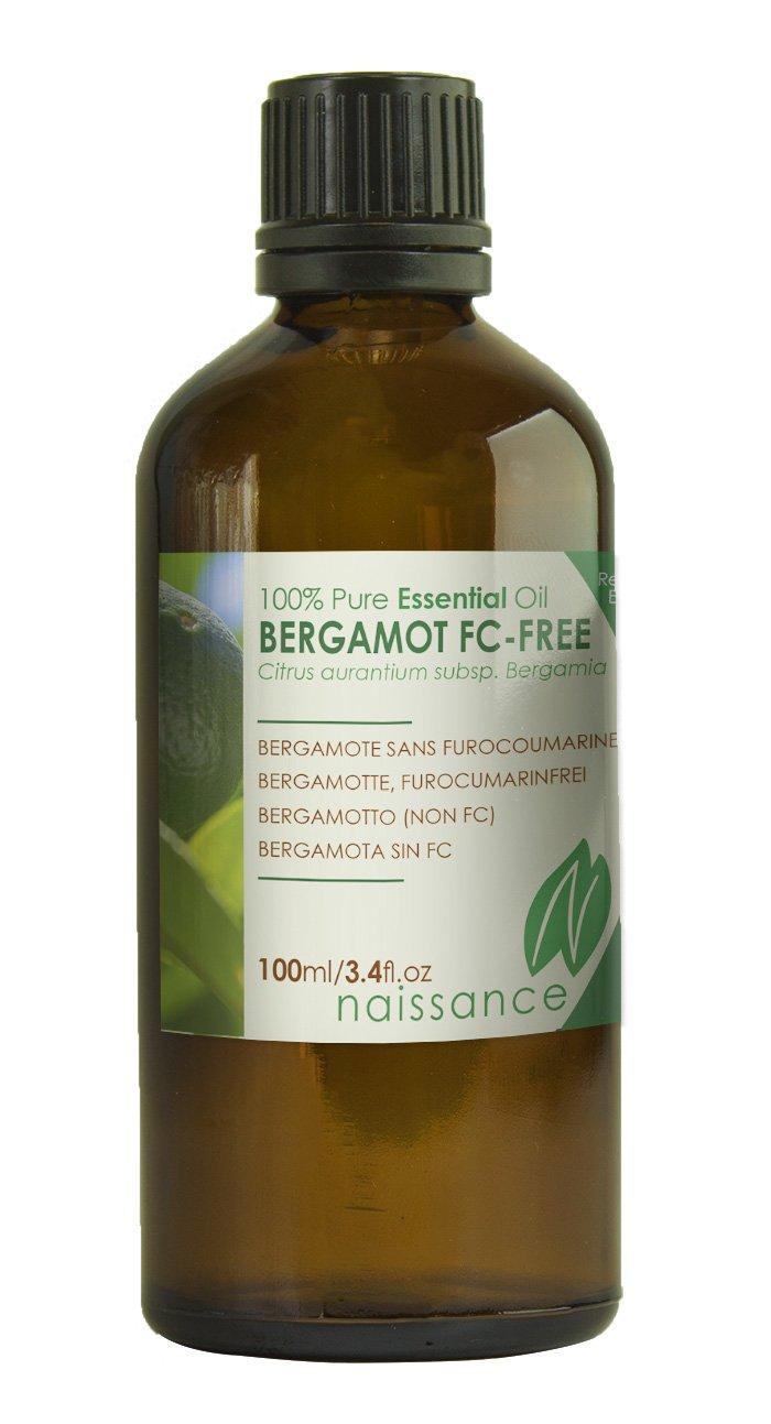 Naissance Bergamota Sin Furanocumarinas - Aceite Esencial 100% Puro - 100ml: Amazon.es: Belleza