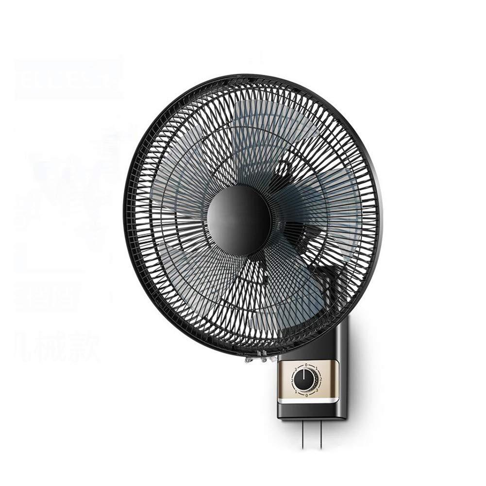 FF 壁掛け式電動ファン家庭用壁掛けファン機械式壁掛け式振動台デスクトップレストラン16インチウォールファン B07H68FJSD
