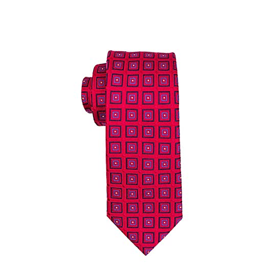 YXCM Corbatas de Seda para Hombre Moda Casual, con Hilo teñido de ...