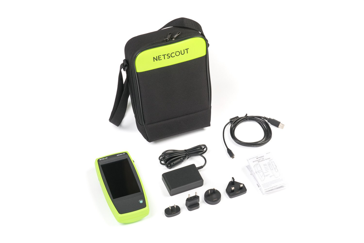 10. NETSCOUT AIRCHECK-G2 Wireless Tester, Wi-Fi Tester