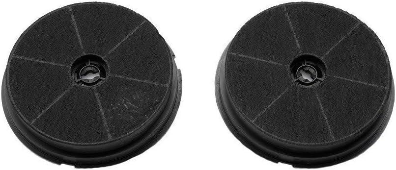 Smeg FLT6 Filtro accesorio para campana de estufa - Accesorio para chimenea (Filtro, Negro, Smeg, 1 pieza(s))