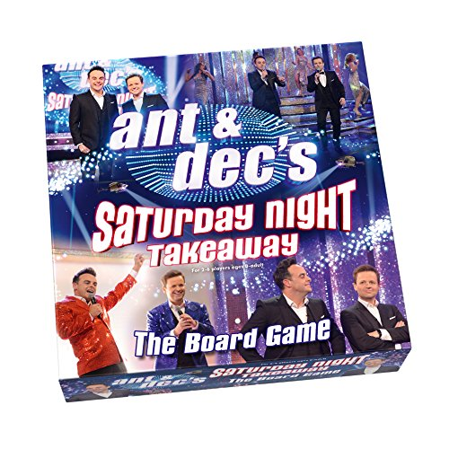 saturday night takeaway board game - 1