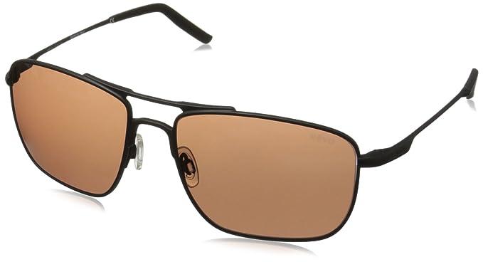 Revo groundspeed rectangular gafas de sol polarizadas