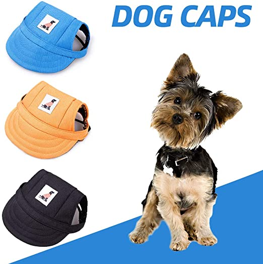 Decdeal Casquillos para Perros Sombrero Deportivo para Mascotas ...