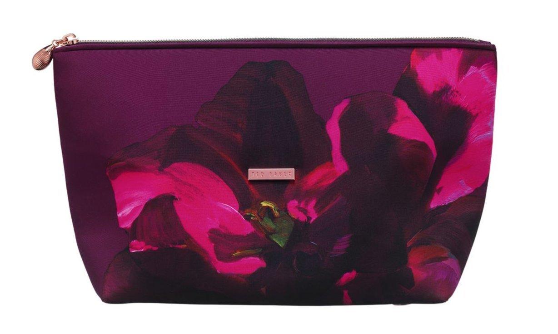 TED BAKER COSMETICS BAG FLOWERS LARGE  Amazon.co.uk  Beauty 180fa93501