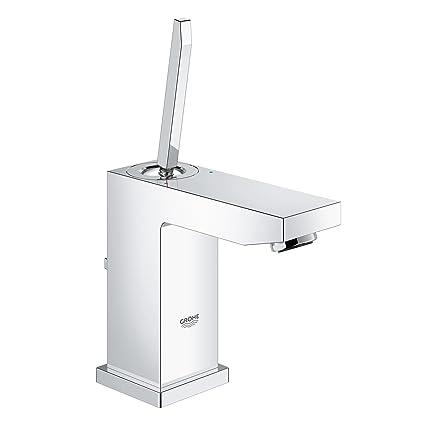 Eurocube Joy S Size Single Handle Single Hole Bathroom Faucet