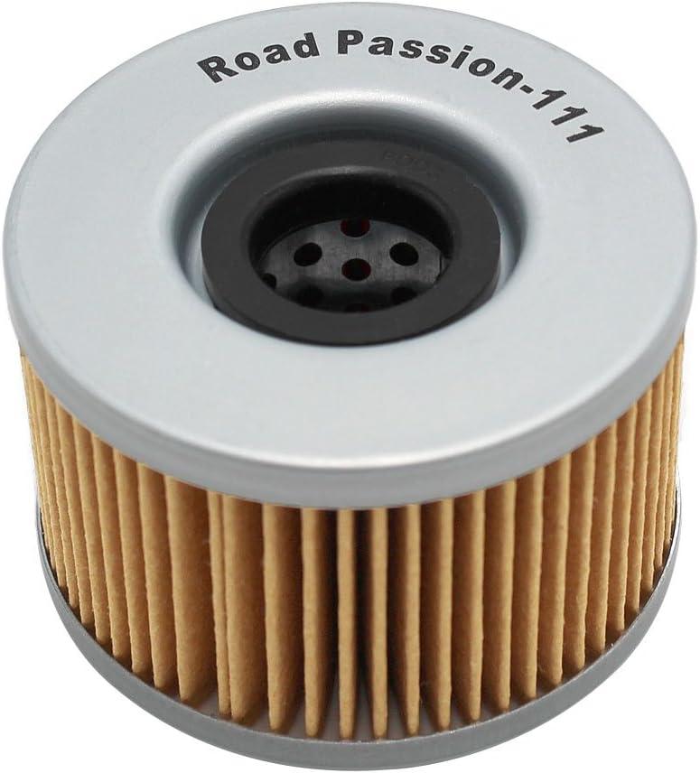 Road Passion /Ölfilter f/ür HONDA TRX650 FA 2003-2005 TRX680 FA 2006-2016 TRX650FGA RINCON GPSCAPE 2004-2005 TRX680FGA RINCON GPSCAPE 2006-1010