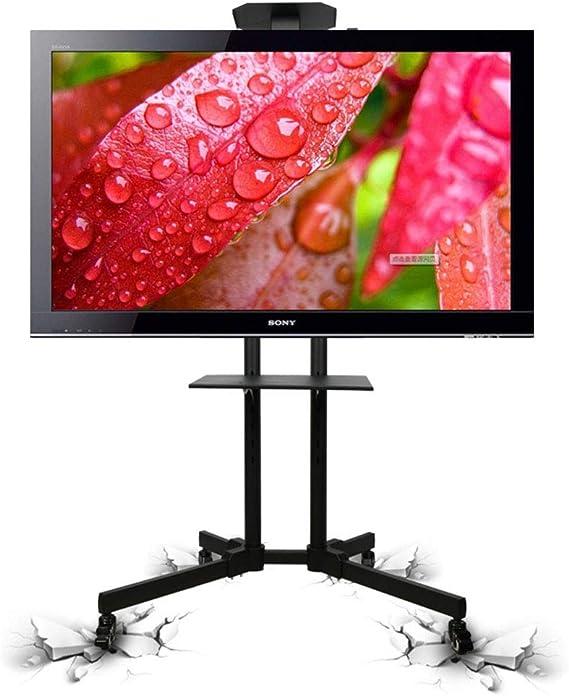 Soporte Universal para TV, Carro de TV TV LED LCD para 32-65 Inchdisplay Rack Hogar Oficina Dormitorio Sala de reunión: Amazon.es: Hogar