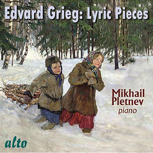 E. GRIEG, EDVARD GRIEG - Lyric Pieces / Seven Fugues for ...