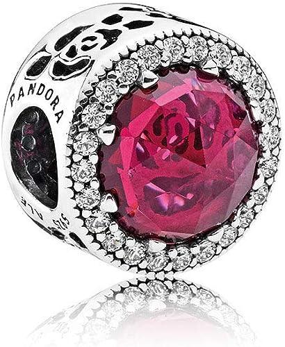 pandora charm rose