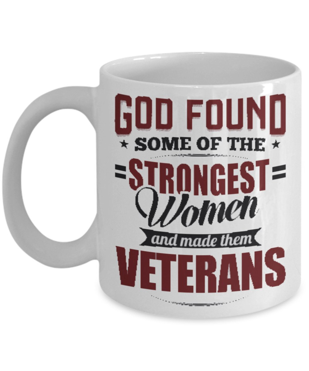 God Found Some Of The Strongest Women And Made Them Veterans