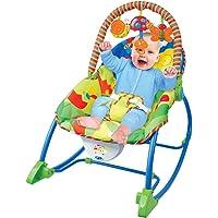 Cadeira De Repouso Musical Animais Baby Style