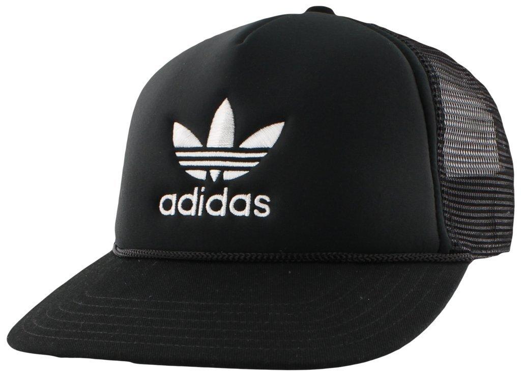 67c559d4058 Amazon.com  adidas Women s Originals Trefoil Mesh Snapback Cap ...